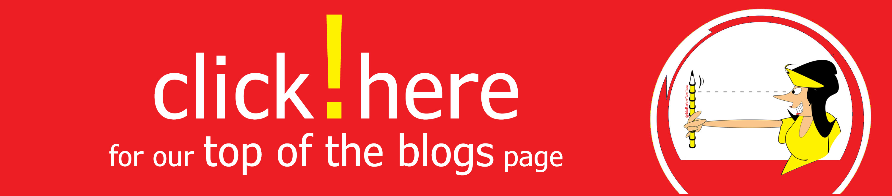 "Colourful banner, stating ""click here for our tops of the blogs page"" raffleproperty.net"